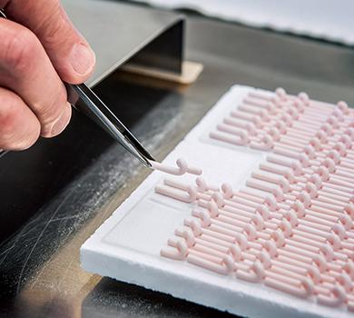 Ceramic surface processing